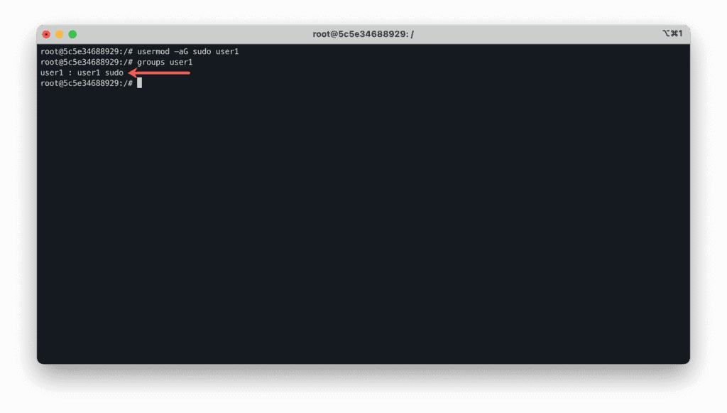 2. How to allow user using sudo in Ubuntu Linux - Add user to sudo group