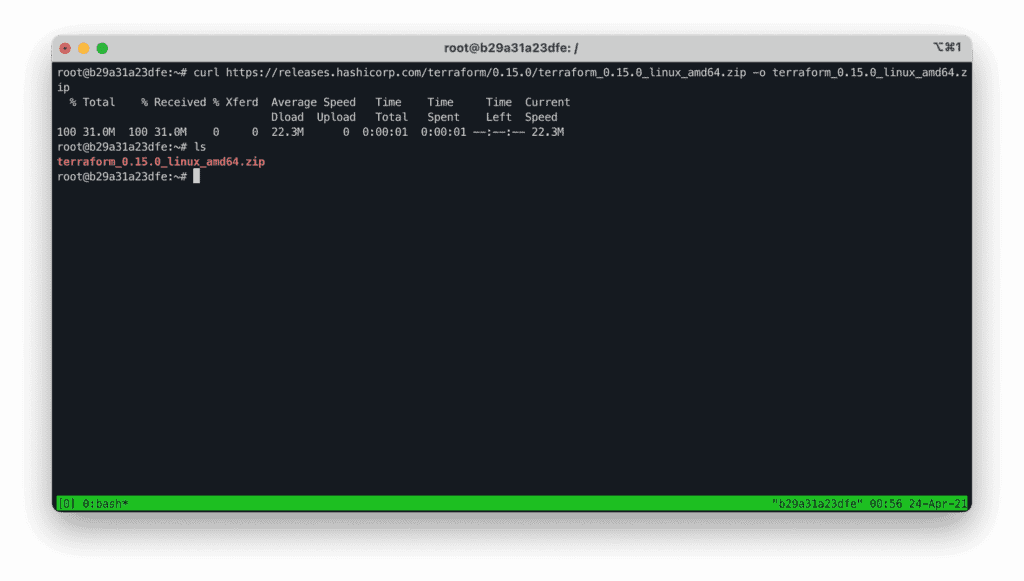 7. How to use CURL like a Pro in Linux - Example - Save output to file (binary)