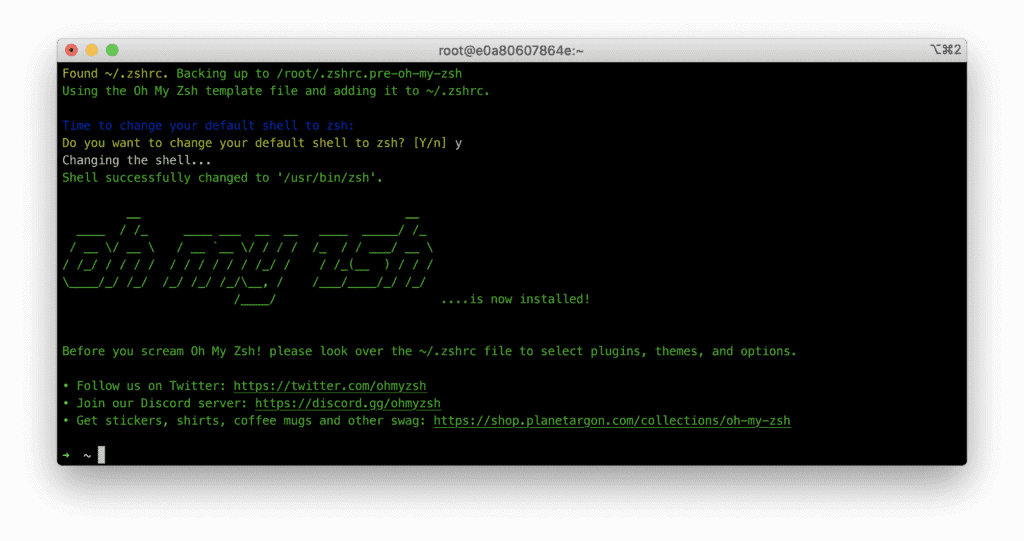 14. Which terminal is better - Bash VS Zsh - Bash typo example - Zsh - Oh My Zsh setup