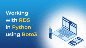 Working with RDS in Python using Boto3