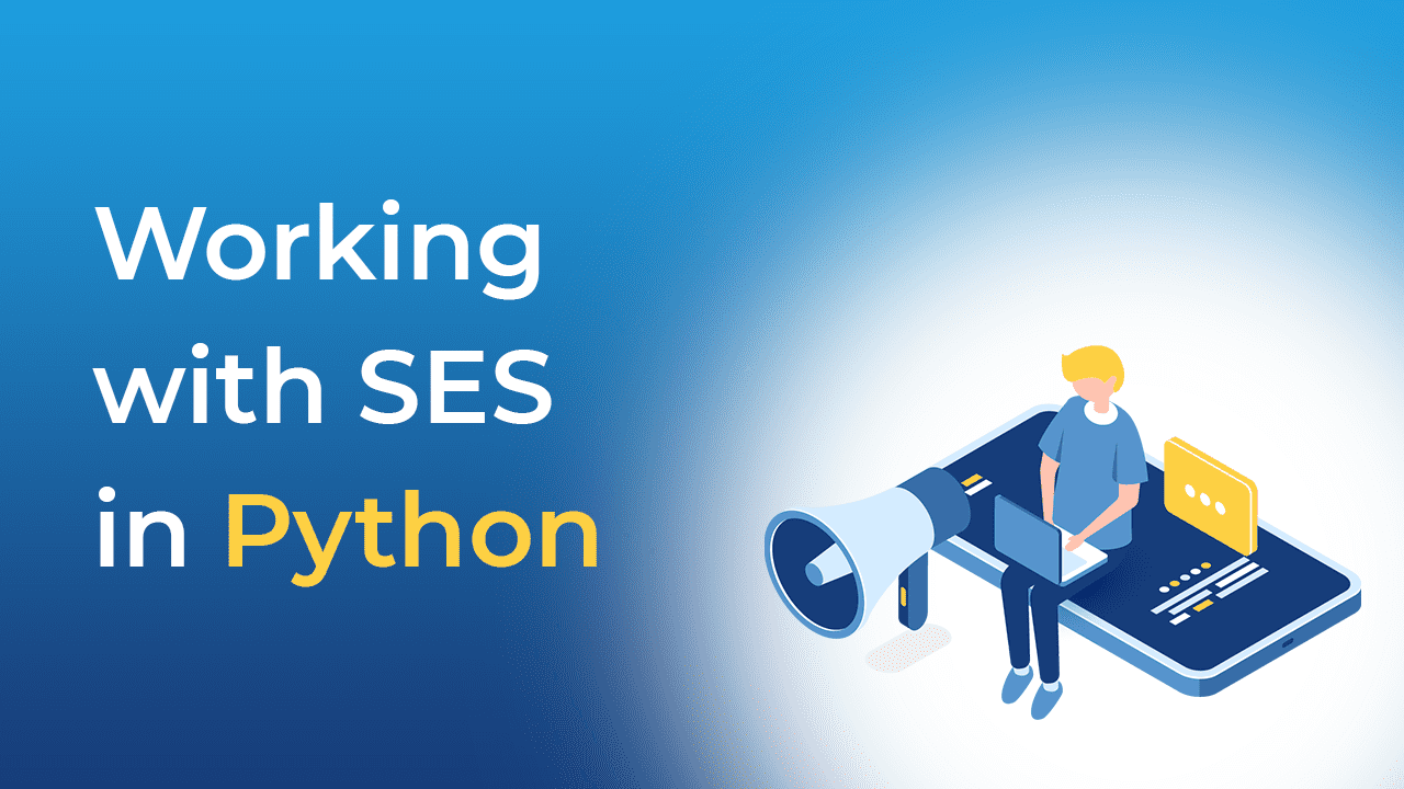 Working with SES in Python
